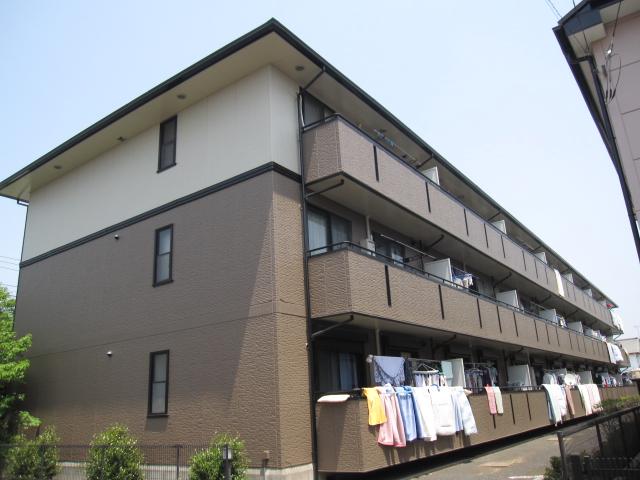 エコーハイツマルオカ 307号室の外観