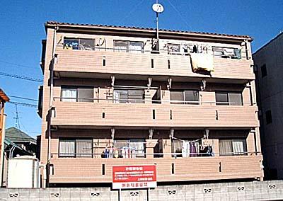 北上尾藤沢マンション 101号室の外観