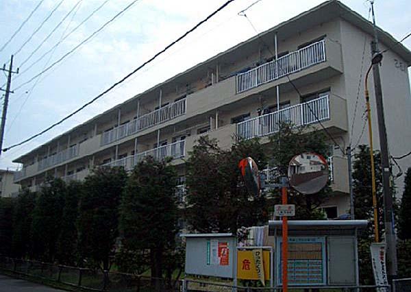 上尾富士見団地外観写真