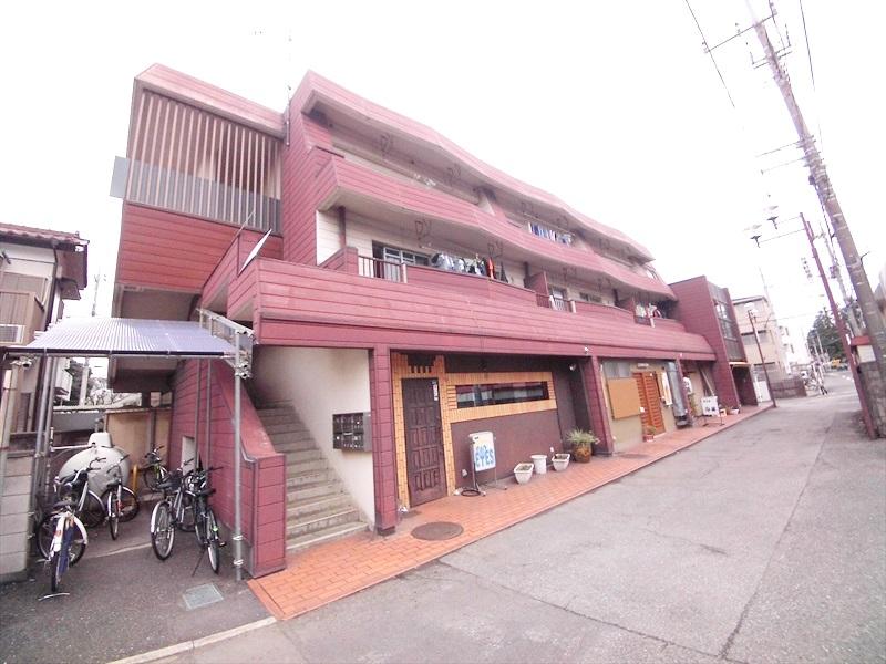 小川第一ビル 201号室の外観
