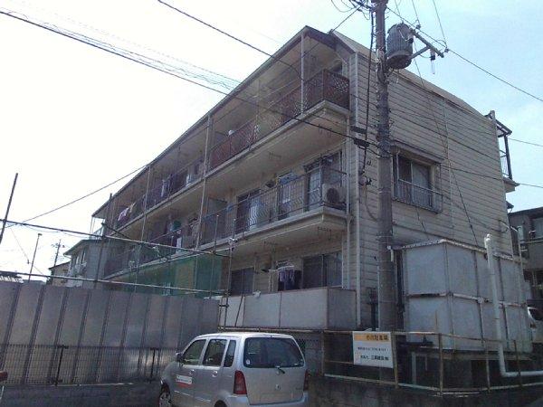 小川第2マンション 301号室の外観
