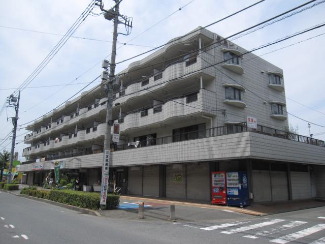 長島ビル 409号室の外観
