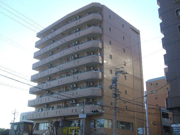 第3さくらマンション中央外観写真