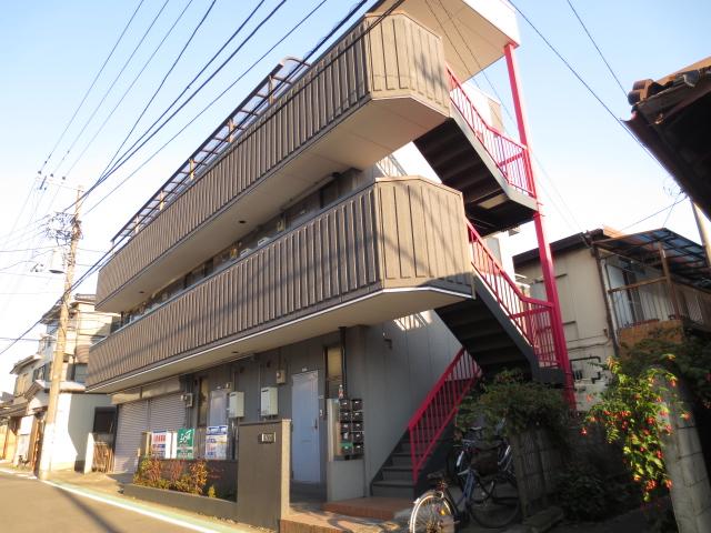 コア中村外観写真