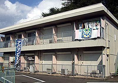 江野沢ハイツA外観写真