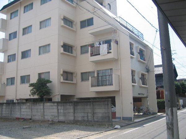 戸田マンション外観写真