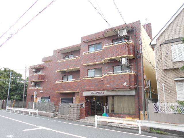 アレーズ竹の塚外観写真