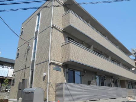 Apartment SARATOGA外観写真