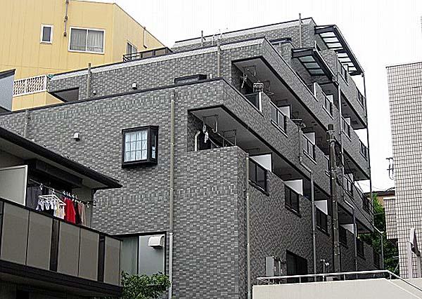 ハイムAOBADAI Ⅱ外観写真