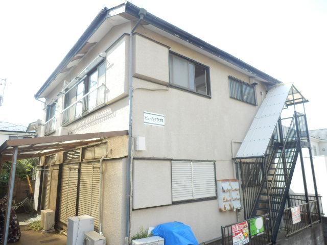 二俣川ビューハイツ第1外観写真