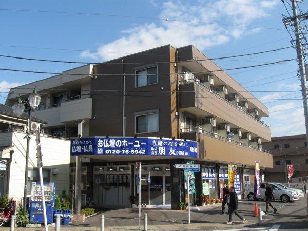 坂井コーポ外観写真