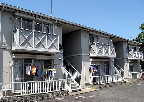 シーズ桜 C-101号室の外観