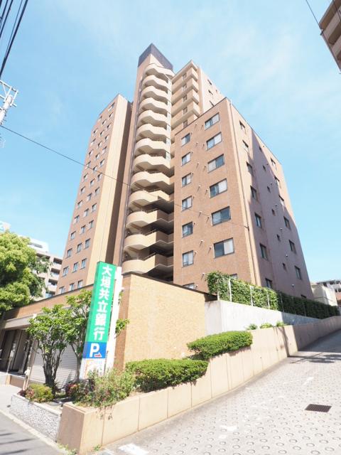 茶屋ヶ坂パークマンション外観写真