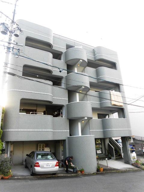 リムロックハウス覚王山外観写真