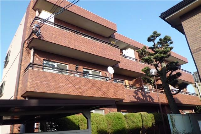 三旺マンション第5覚王山外観写真