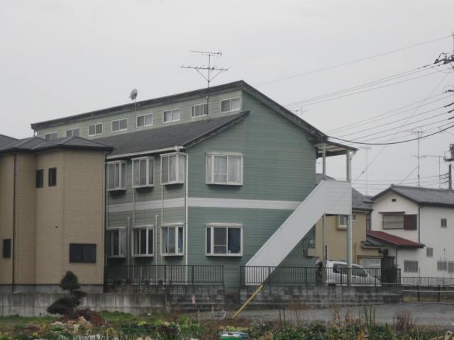 昭和コーポ第8外観写真
