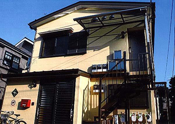 水谷荘外観写真
