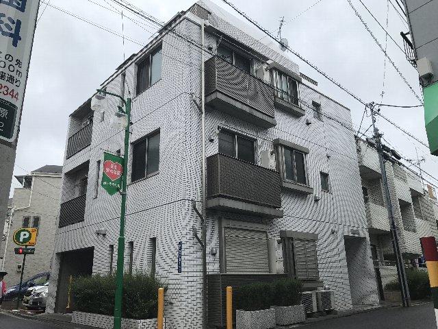 ファミール吉沢Ⅱ 11号室の外観