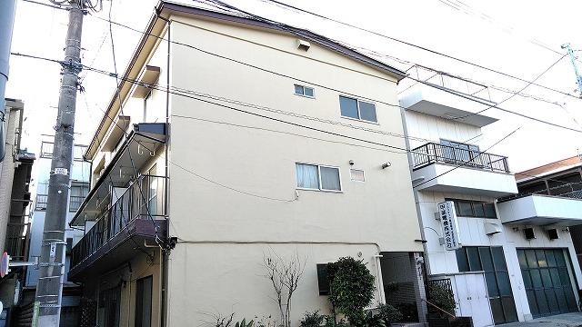 春田アパート外観写真