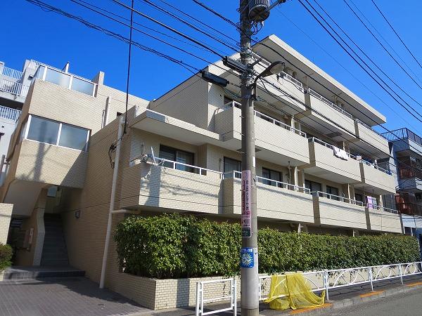 モンド大岡山パーク 205号室の外観
