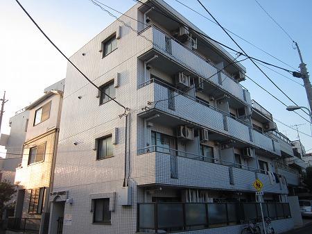 ロータリー大岡山外観写真