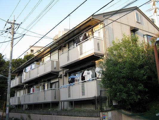 大岡山フラット外観写真