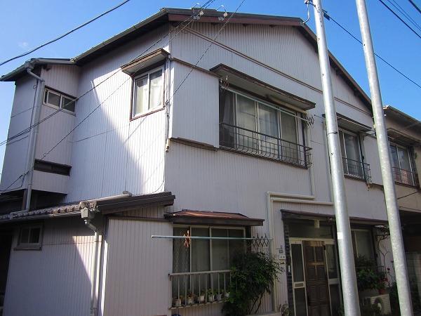 吉田コーポ 101号室の外観