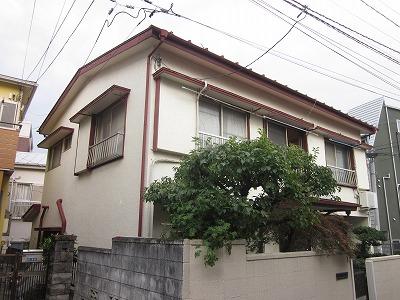 桜井アパート外観写真