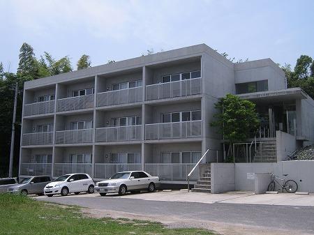 FK1・Apartment外観写真
