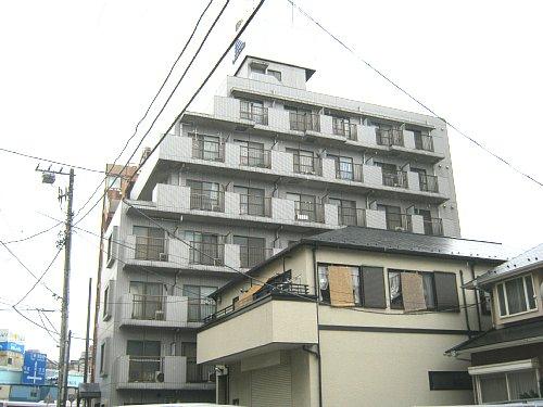 横須賀中央ダイカンプラザCityⅢ外観写真