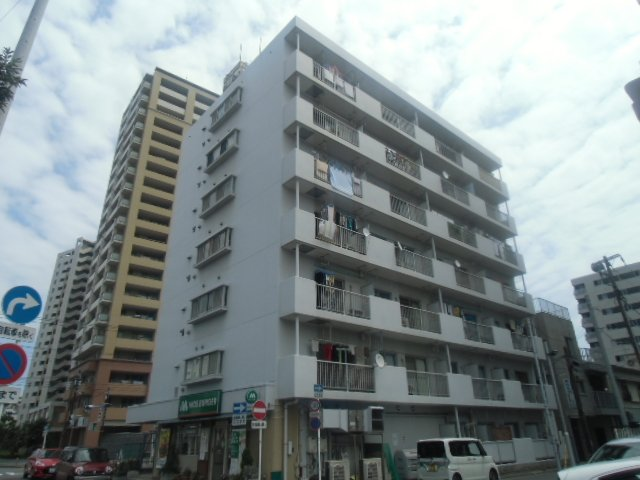 NICハイム横須賀中央第2外観写真