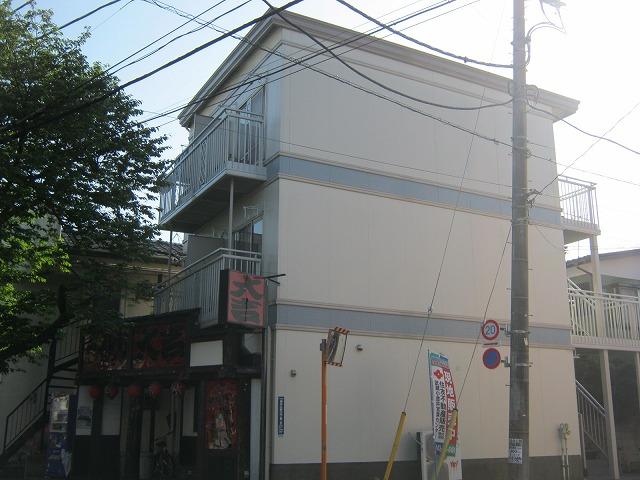 廣井ハイツ外観写真