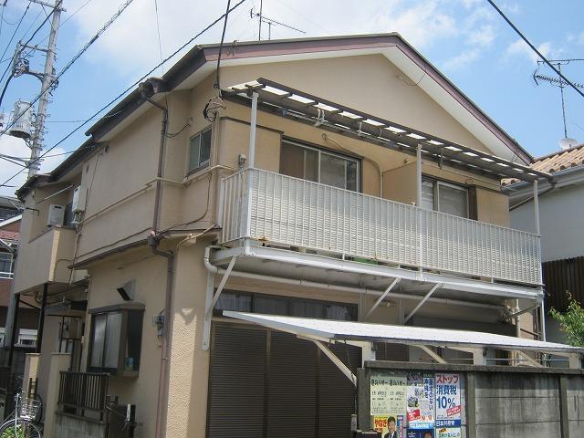 平野コーポ外観写真