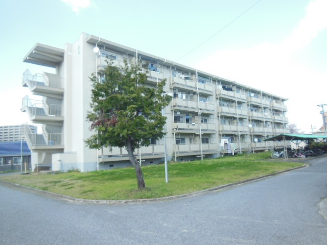 ビレッジハウス永覚新町外観写真