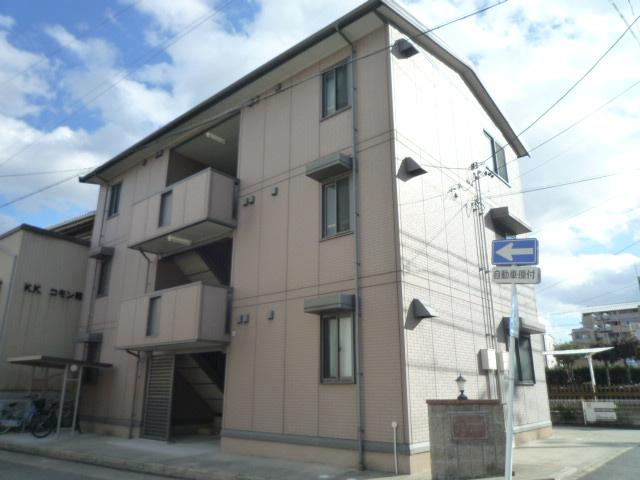 タウンコート名西通外観写真