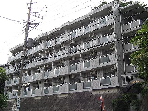 クリオ六浦 弐番館外観写真