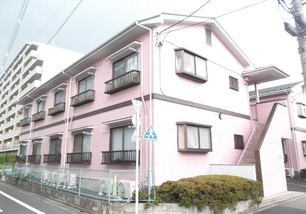 ヴィレヂ・ハピネス5 壱番館外観写真