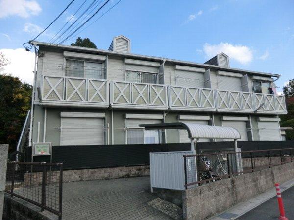 カレッジサイド寺田 203号室の外観