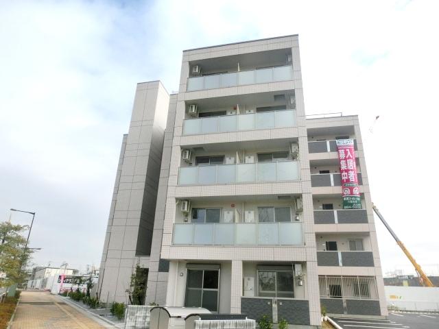 第一フラワーマンション弐番館外観写真