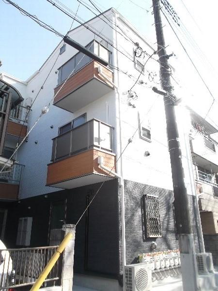 コンフォート北綾瀬外観写真