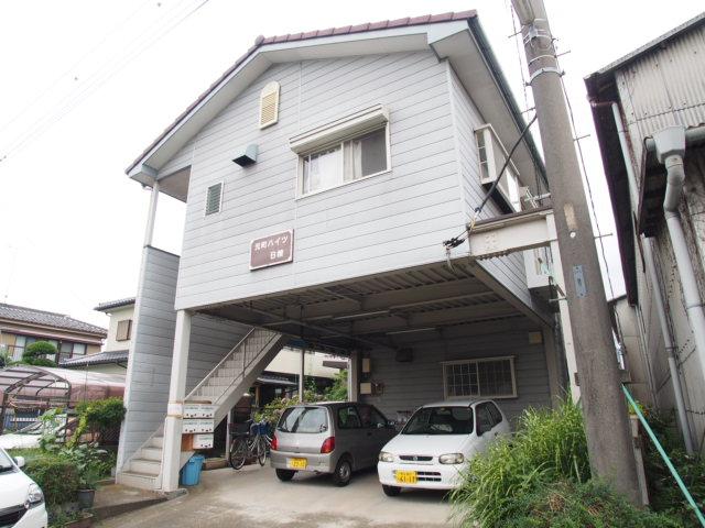 元町ハイツ B棟外観写真