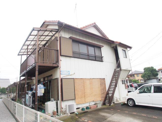 石崎アパート 2階建外観写真