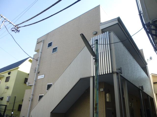 ロフティー西新井外観写真