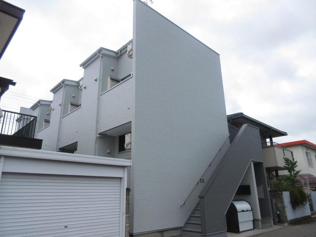 レガーロ検見川浜外観写真