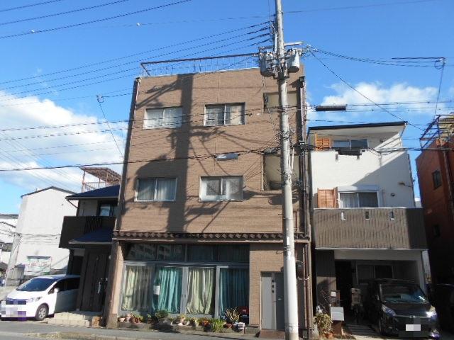 小倉アパート外観写真