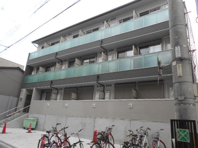 セントポーリア円町外観写真