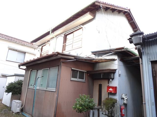 平井住宅外観写真