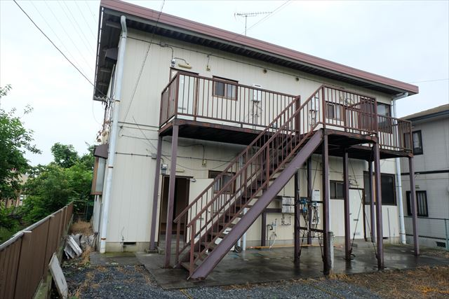 サニーコート(藤岡町)外観写真
