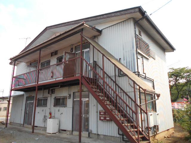 三剛荘 2-1号室の外観