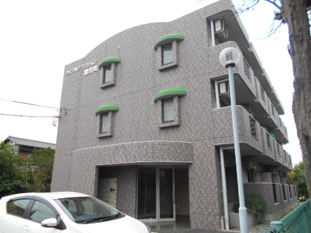 ライフ第7マンション豊田町外観写真
